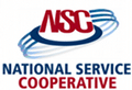Kdfsi National Service Cooperative Logo