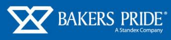 Bakers Pride Lrg